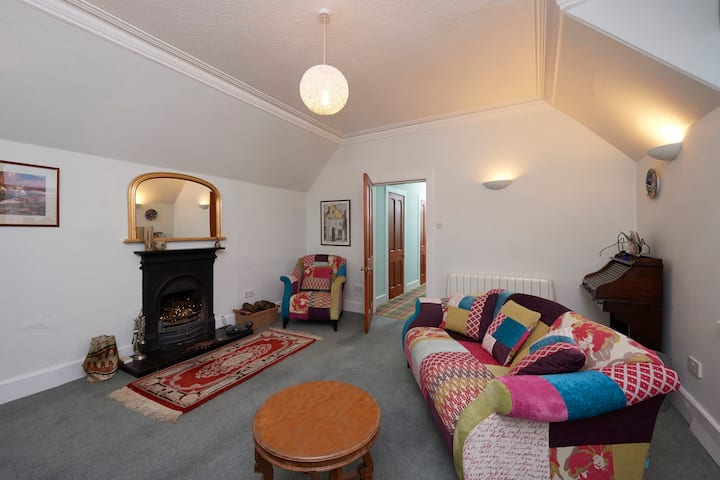 Superb apartment in the Old Station, Beauly