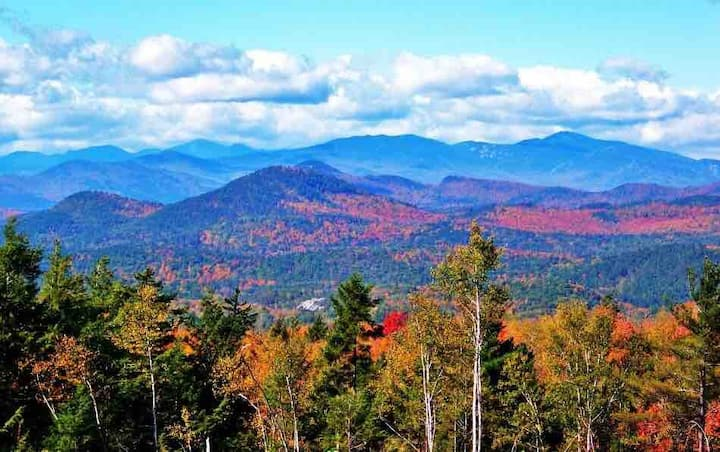Miles of Adirondack High Peak Views