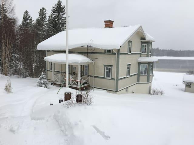 Villa med vacker utsikt