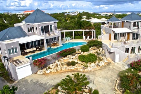 Best Value 5 BDRM serviced Villa rent 1bd or all 5 - Seafeathers