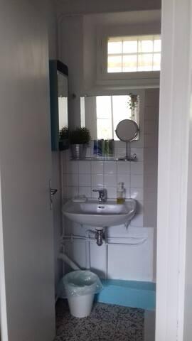 RDC : salle d'eau