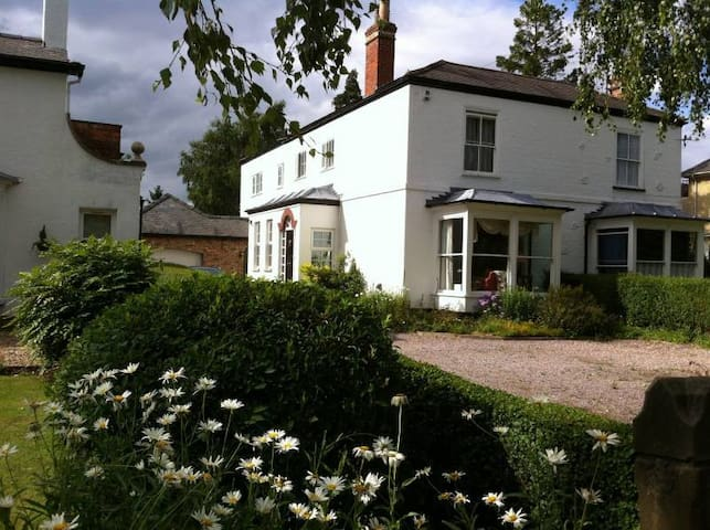 Large Victorian Town House. Convenient location