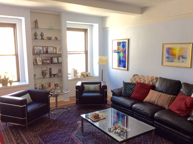1/2 block to Central Park - W 84th Street
