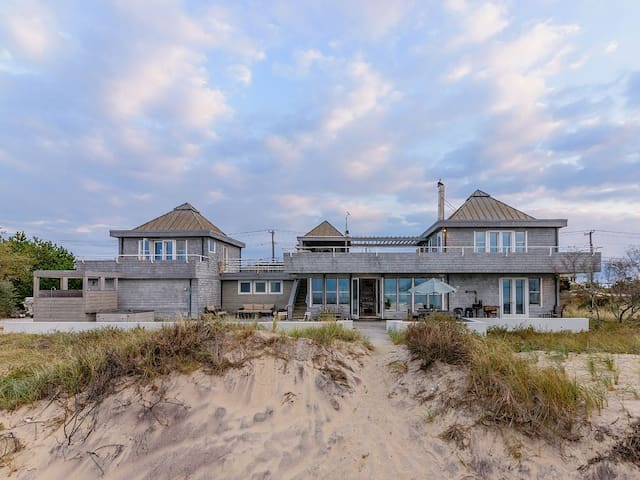 Amagansett House On Pristine Private Beach