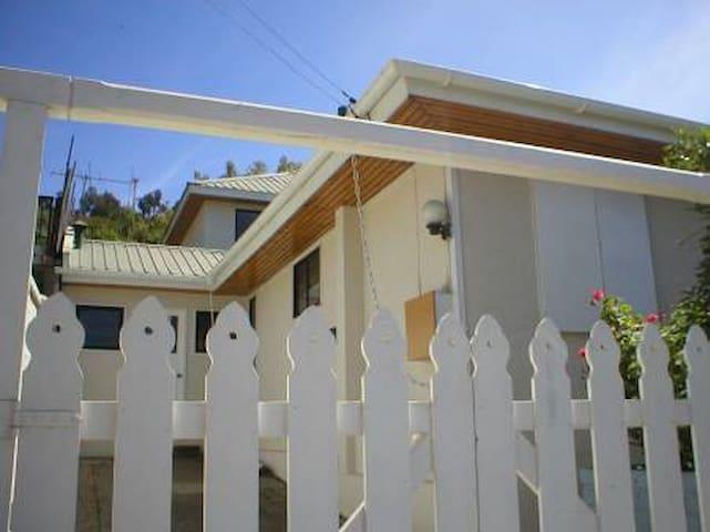 Papudo amplia casa a pasos de la playa