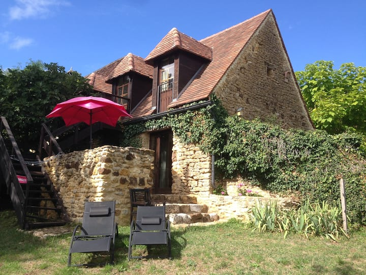 Lo Petit Cretsou (bed & breakfast) near Sarlat