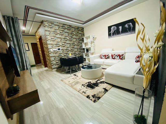 Abidjan Cosy Appartement 2 pièces tout équipé