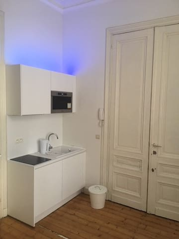 Nice fully furnished apartment in 't Zuid