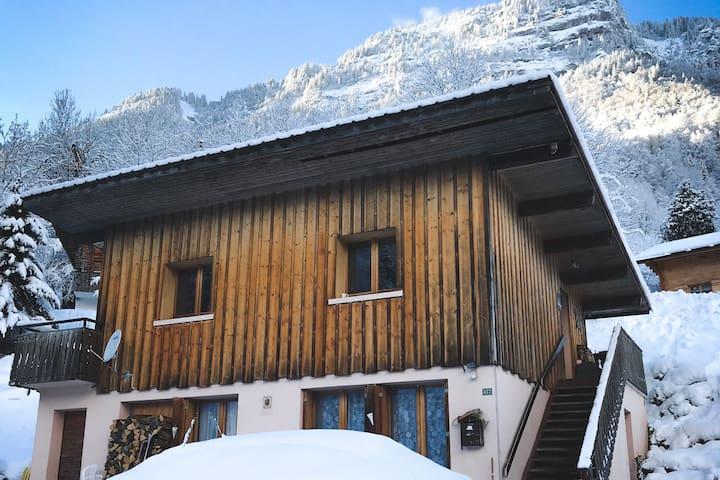 Appartement à proximité des stations de ski