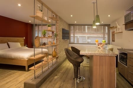 "El Bosco Suites - ""The Garden of Earthly Delights"" - Bogotá"