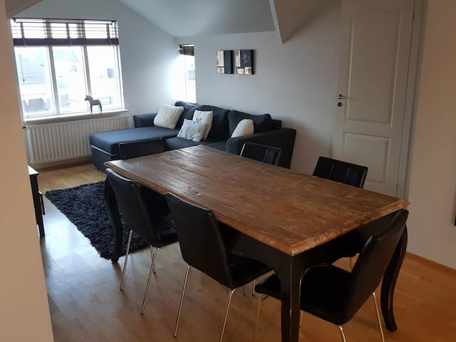 Grettisgata Room