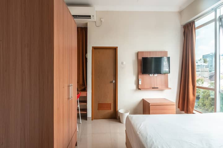 Rooms at Mangga Besar Area
