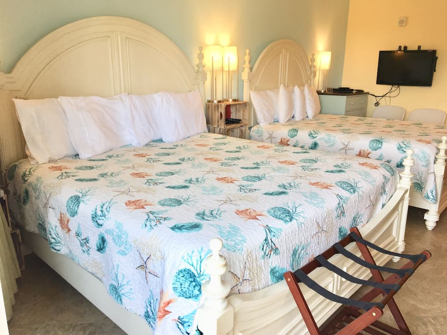 Dual Comphy K/Q beds