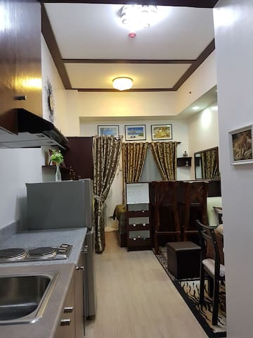 Your home in Ortigas, fully furnished & near Malls