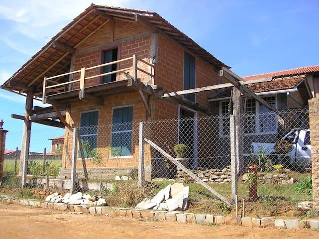 Casa Colcha de Retalhos - Carrancas - Haus