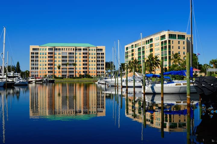 Punta Gorda Harbour Towers Condo