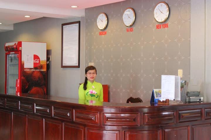 Phòng Căn Hộ NhỏTrong Khách Sạn Gần Biển Vũng Tàu