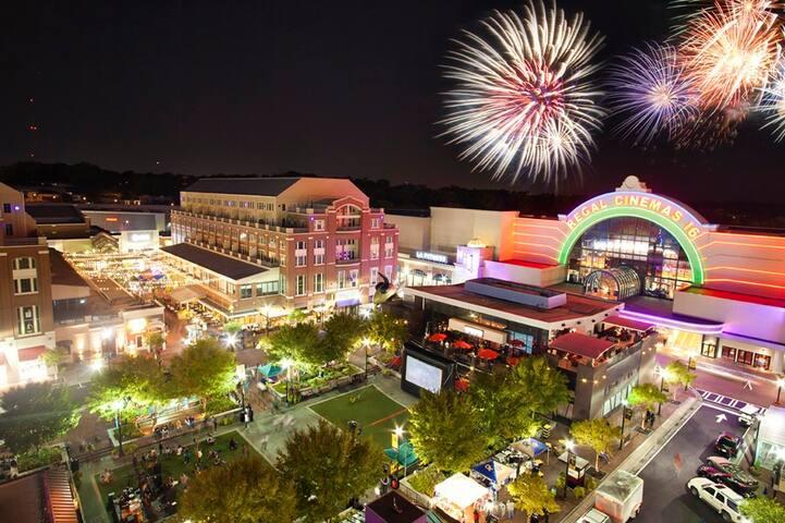 Enchanting 2 story loft in the heart of Midtown! - Atlanta - Loft