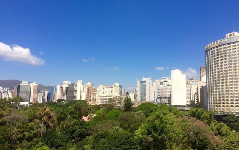 Vista privilegiada no centro de BH. - Belo Horizonte