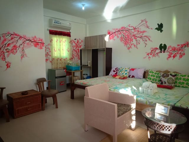 CherryBlossom Family Rm @Casa Bolo Hundred Island.