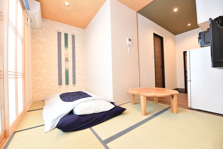Toji Comfy HouseA/Free Pick Up+PocketWifi+Bicycle