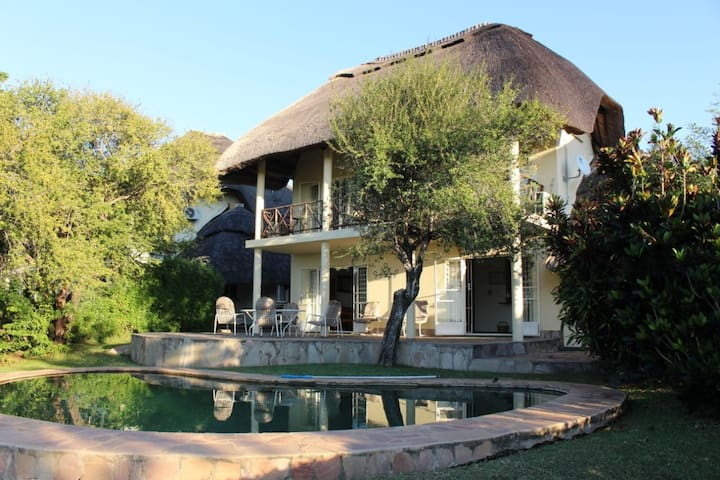 Number 7 Wild Heritage Lodges