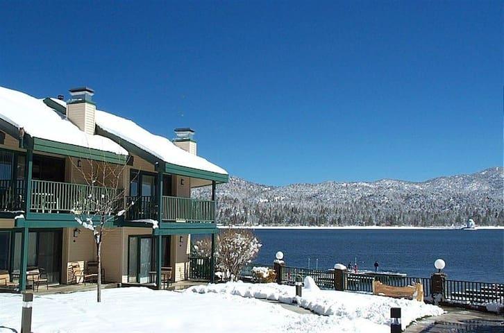 Gorgeous Lake Front Suite!  Fab views! +++