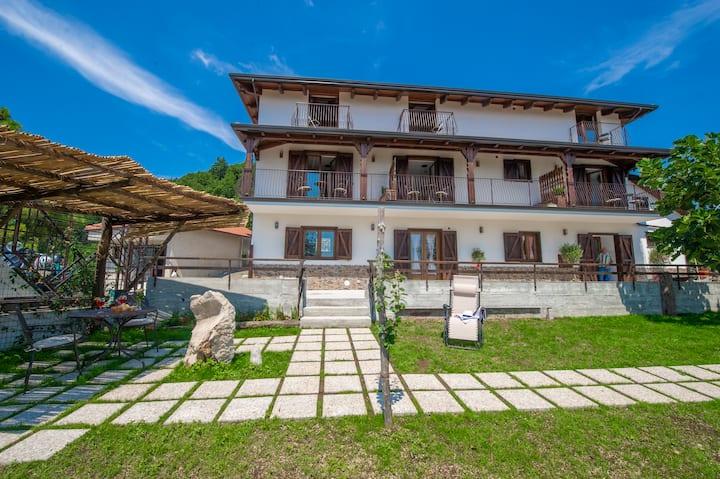 Il Casale del Conradino  - Breath-taking view