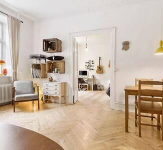 Charming apart. in city center - Frederiksberg - Departamento