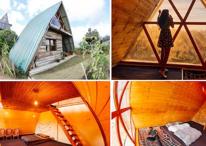 Hideout Cabins | Yellow - 20% off B&B