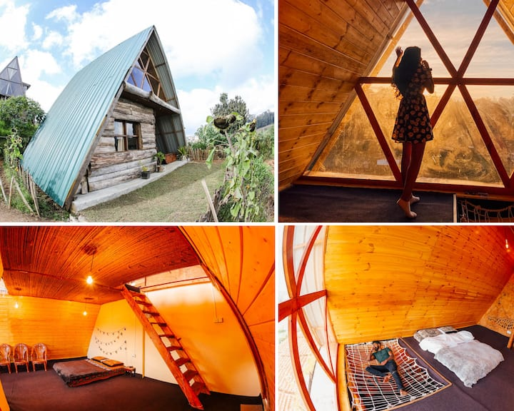 Hideout Cabins   Yellow - 20% off B&B