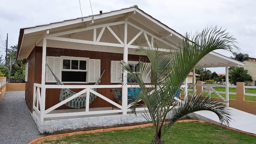 Casa de Praia - Barra de Ibiraquera - Imbituba SC