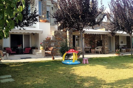 Apartment near Thessaloniki-Airport-Chalkidiki - Ano Scholari - Apartment