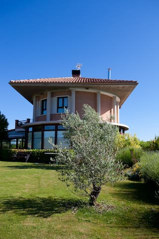 Alojamiento rural Montaña Alavesa