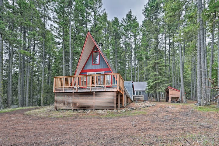 Cle Elum Home on 3.5 Acres by L.T. Murray Wildlife
