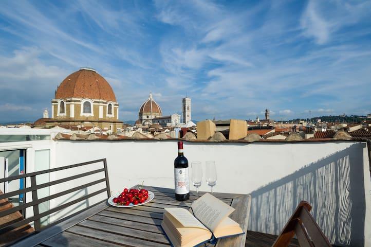 A Wonderful View for Lovers ♡ Santa Maria Novella