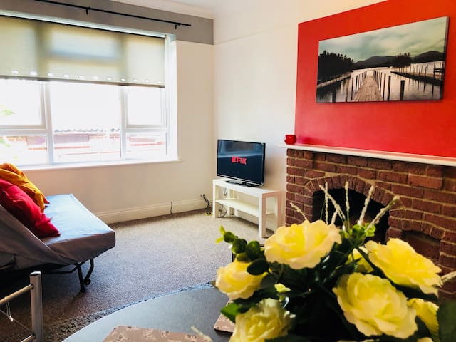 Ground Floor Flat 2 Min From Rayleigh Station