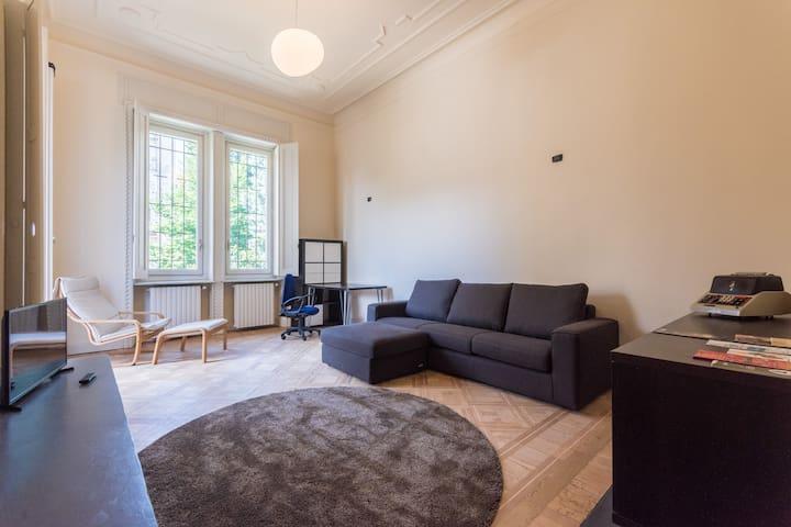 Luxury relax in Vairano flat - Torino - House