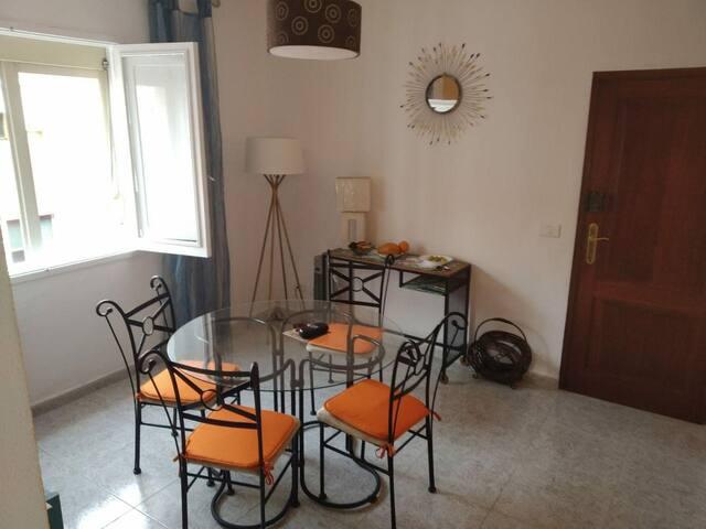 Aloe Single/Doble Room near two beaches