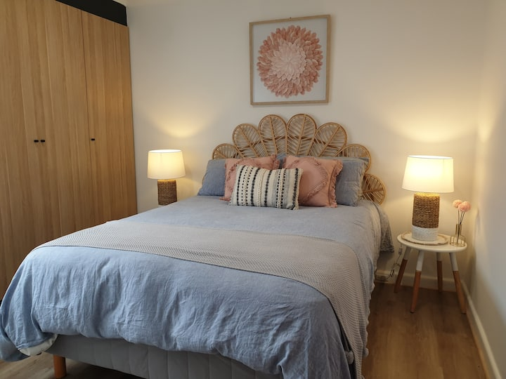 Be our first guests. Stylish St. Kilda Apartment