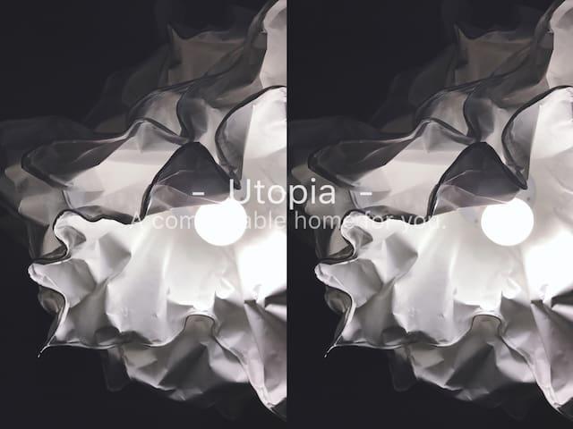 -Utopia-乌托邦经典舒适泡泡浴#上下九/北京路/陈家祠/西门口#一号线地铁#出游吃遍一条街