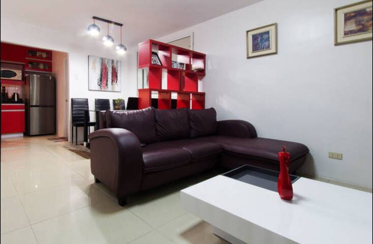 Cozy two bed room house w/ parking - Lapu-Lapu City - Appartement