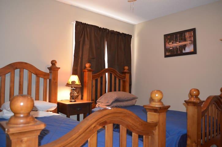upstairs room #2