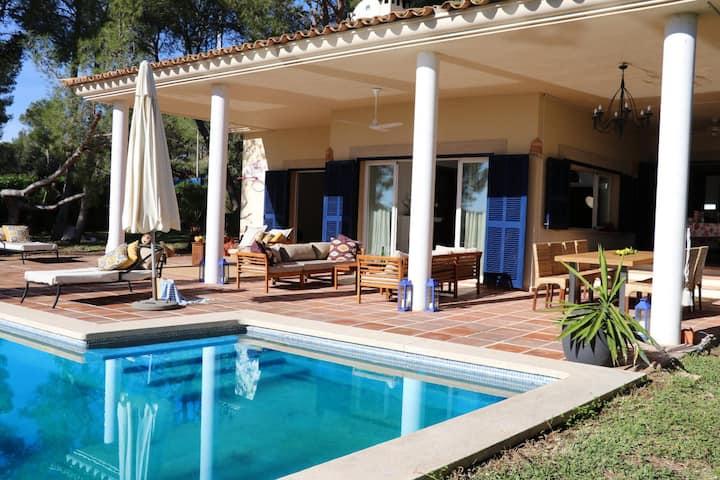 Charming mediterranean House