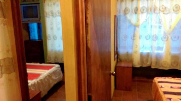 Hab 7. Hotel Xilitla 2 noches 2 recorridos