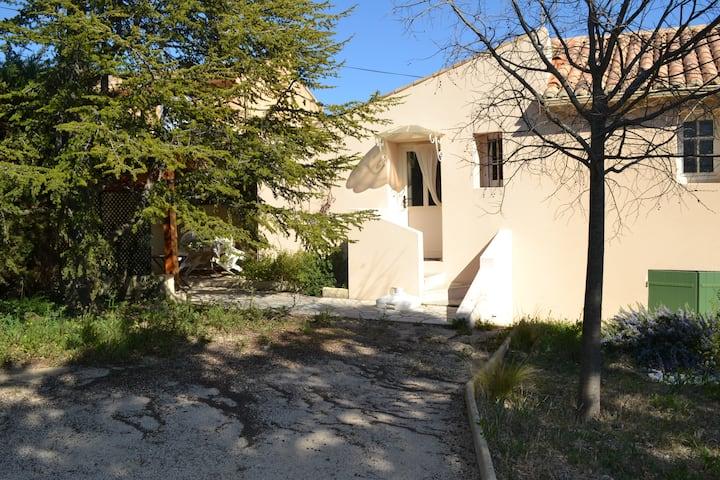 Studio en Drôme Provençale