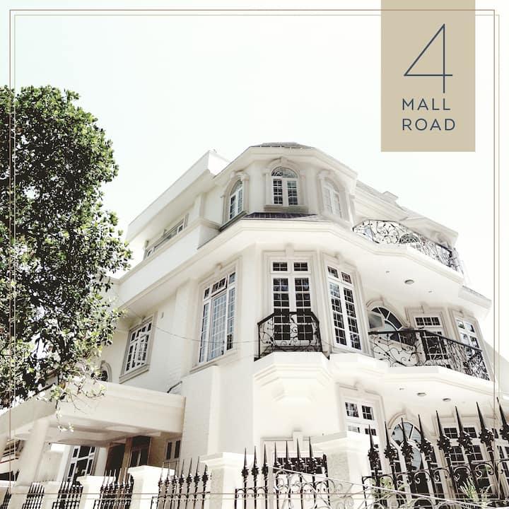 4 Mall Road - Master Room (Opp The Doon School)