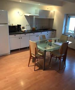 Chambre double privée dans appartement - Yutz - Pis