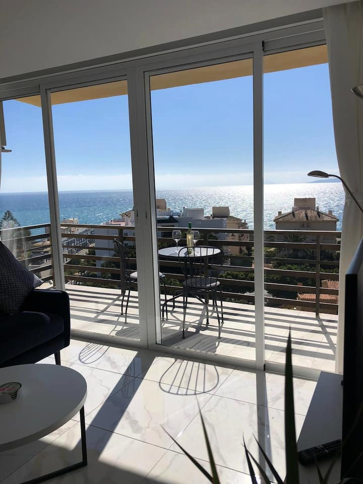 Amazing View Apartment Estepona Puerto