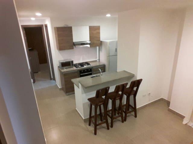 Apartamento NUEVO - Mejor zona BAQ - Norte Centro Historico